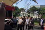 Mensos Juliari Batubara datangi  Gedung KPK