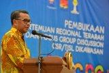 Gubernur Sulsel harap FGD Teluk Bone rekomendasikan pengentasan kemiskinan