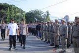Amankan TdS, 689 personel disiagakan
