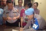 Pasutri ditangkap karena bawa nasi isi sabu ke tahanan