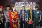 Sidang adat Dayak sebagai upaya damai