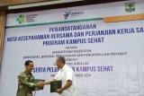 Kemenkes RI bersama Unand Padang luncurkan program Kampus Sehat