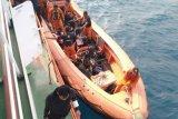 Tim SAR masih cari warga Tiongkok hilang di peraian Sangiang Banten