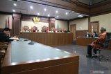 Mantan Dirut PLN Sofyan Basir berharap vonis bebas