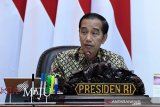Presiden Jokowi sebut belanja barang jasa masih gunakan pola lama
