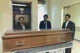 TKW Zahra meninggal di Suriah dimakamkan di Sumbawa Alas