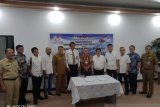 Pemkot-KPU-Bawaslu Manado resmi tandatangani NPHD Pilkada 2020