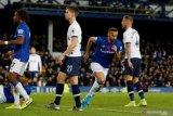 Liga Inggris-- Pertandingan Spurs vs Everton diwarnai insiden