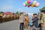 Bupati Sijunjung luncurkan geofest Silokek, atlet dari tiga negara