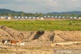 Pembangunan huntap di Kabupaten Sigi