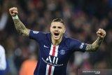Icardi dan Di Maria bawa PSG menang atas tamunya Lille