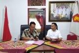 Bupati Agam Indra Catri daftarkan diri maju Pilgub Sumbar ke Gerindra
