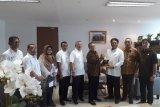 Bupati bersama DPRD Sangihe temui Kementerian PUPR perjuangkan perumahan