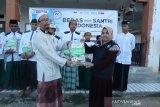 ACT Sulteng beri bantuan dua ton beras untuk ponpes di Sigi dan Donggala