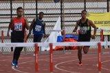 Dua pelari Lampung melaju ke final 400 meter gawang