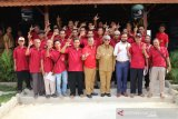 Bupati Lampung Tengah  minta budi daya kakao dikembangkan