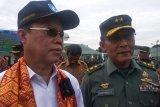 Kemendikbud : prajurit TNI isi kekurangan guru di perbatasan negara