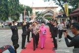 Kapolres Palu kini dijabat oleh AKBP H Moch Sholeh