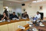 Menpora pastikan sirkuit MotoGP Mandalika di Lombok rampung sesuai jadwal