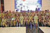 Pemprov Sulbar evalusi kinerja pembangunan triwulan III 2019