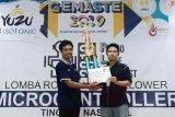Mahasiswa UMP juara 1 Kontes Robot Line Nasional di Unnes