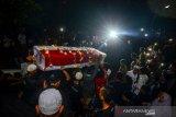 Jenazah Afridza Munandar dimakamkan di Kota Tasikmalaya