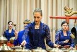 KBRI Moskow menggelar pertunjukan gamelan