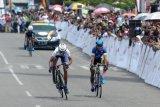 Melihat kemeriahan Tour de Singkarak di Kota Serambi Mekah Padang Panjang