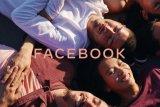 Logo baru perusahaan Facebook