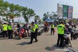 Operasi Zebra Polres Kudus, pesepeda motor terbanyak melanggar
