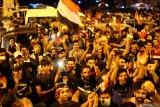 319 orang tewas dalam protes antipemerintah sejak 1 Oktober di Irak
