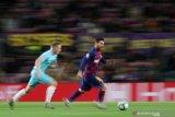 Barcelona ditahan imbang Slavia Praha 0-0