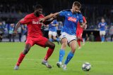 Di markas sendiri, Napoli ditahan imbang Salzburg 1-1