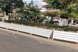 Pekerjaan revitalisasi pedestrian Jalan Sudirman Yogyakarta capai 56 persen