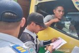 Dishub Palangka Raya tertibkan tranportasi angkutan barang