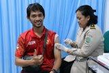 Sebelum masuk Filipina Kontingen Indonesia wajib vaksinasi polio