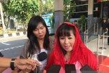 Dewi Tanjung laporkan Novel Baswedan ke Metro Jaya