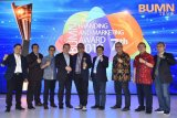 PGN raih tiga penghargaan dari BUMN Branding and Marketing Award 2019