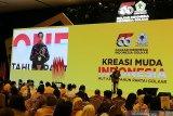 Presiden Jokowi ingatkan Partai Golkar agar tetap solid