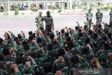 Ratusan personel TNI diturunkan bantu percepatan pembangunan pascabencana Sulteng