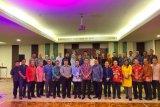 Imigrasi Malaysia - Indonesia bertemu di Kuching