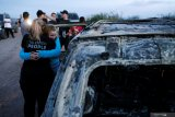Baku tembak kartel dan polisi di utara Meksiko, 14 orang tewas