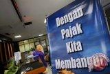 Penerimaan pajak Riau tumbuh 3,05 persen pada 2019 tapi tak capai target