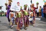 Ajarkan anak tentang nasionalisme melalui Gebyar Nusantara di Palangka Raya