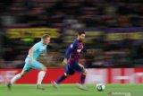 Liga Champions -- Barcelona ditahan imbang 0-0 kontra Slavia Praha