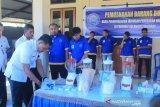 BNN Sultra musnahkan 2,09 Kg sabu senilai Rp4 milliar