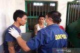 Polda razia narkoba di Rutan Rowobelang Batang