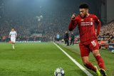 Oxlade-Chamberlain bersukacita dapat kembali sumbang gol untuk kemenangan Liverpool