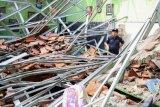Polisi dalami dugaan ketidaksesuaian spesifikasi konstruksi kelas ambruk