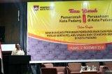 Padang minta perusahaan selaraskan CSR dengan program pembangunan pemerintah